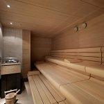 Spa Club Sauna