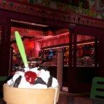 Sloans ice cream!!! I scream for icecream