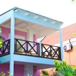 Beautiful balcony suites. SimplyCyn.com