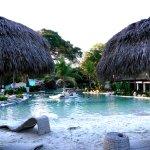Beach pool @ Bali Mandira