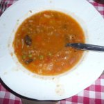 Really gooood soup