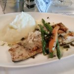 Rainbow Trout with Crab Meat