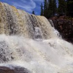 One of the falls @ Gooseberry Falls