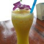 Photo de Nikitas Beach Restaurant