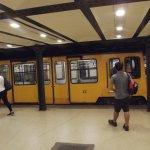 le métro : une oeuvre d'art