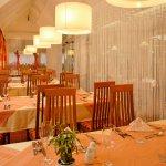 Unser Restaurant mit Erlebnisbuffet mit regionalen und internationalen Gerichten