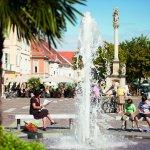 Unser Thermen Hotel liegt in Fußnähe zur historischen Thermenstadt Bad Radkersburg