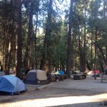 Campsite at camp 4
