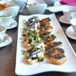 "Tapas @ Restaurant & Tapas Bar ""The Gallery"" - City Hotel Merano"