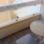 Agla Hotel Foto