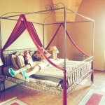 Suite - bed