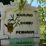 Warung Bambu Pemaron Foto