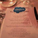 private event menu