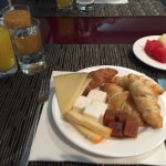 This photo makes me hungry again! Thanks AC Coslada for tasty breakfast.
