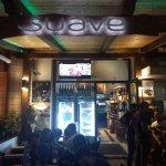 Suave wine bar