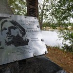 Kurt Cobain Memorial Park Photo