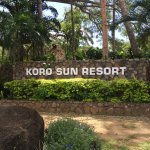 Koro Sun Resort and Rainforest Spa Foto