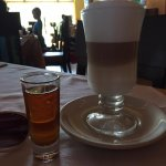 Best Coffee with Amaretto!