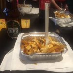 Delicious Traditional poutine meal at excellent prices !