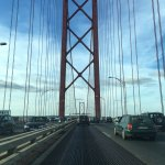It was a great feeling to pass over from this beautiful bridge