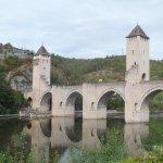 pont vue de la rive