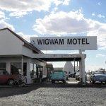 Zdjęcie Wigwam Motel