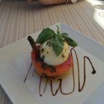 Absolutely amazing food at this new Italian restaurant close to Barcelo Teguise beach in Costa T