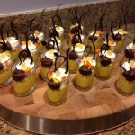 Deserts from clubroom