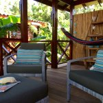 "Private cabana ""Between the Trees""1"