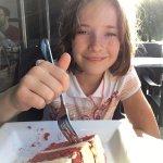 Red velvet cake was wonderful!