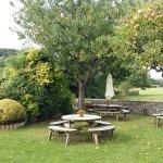 Lovely pub garden
