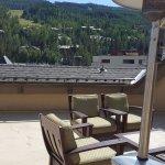 Gore Range rooftop deck