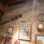 A l'intérieur de la Maison Dandoy