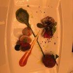 Italian 5 star dinner in Japan