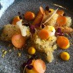 oeufs d'hareng carotte moutarde