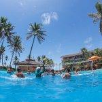 Piscina Suites Beach Park Resort