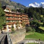 Hotel Alpenrose Wengen Foto