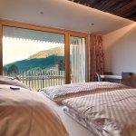 die neuen Komfortzimmer mit unverbautem Ausblick
