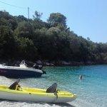 Photo de Panormos Beach