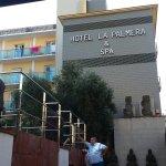 Photo de Hotel La Palmera