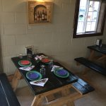 Olancha Cafe' Dinning Table