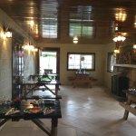 Olancha Cafe' Dinning Room