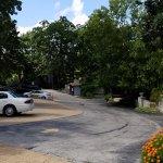 Property Grounds - Entrance