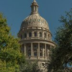Stunning views of the Texas State Capitol from nearby