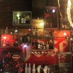 Topo bar, full of tequila!