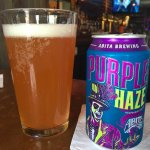 Abita Brewing Purple Haze...so good!