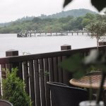 View of Loch Lomond from Dining Room