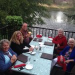 Patio Dining at River's Edge