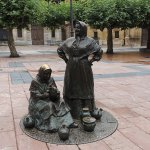 Foto de Esculturas de Oviedo