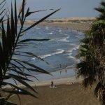 Paseo Costa Canaria Foto